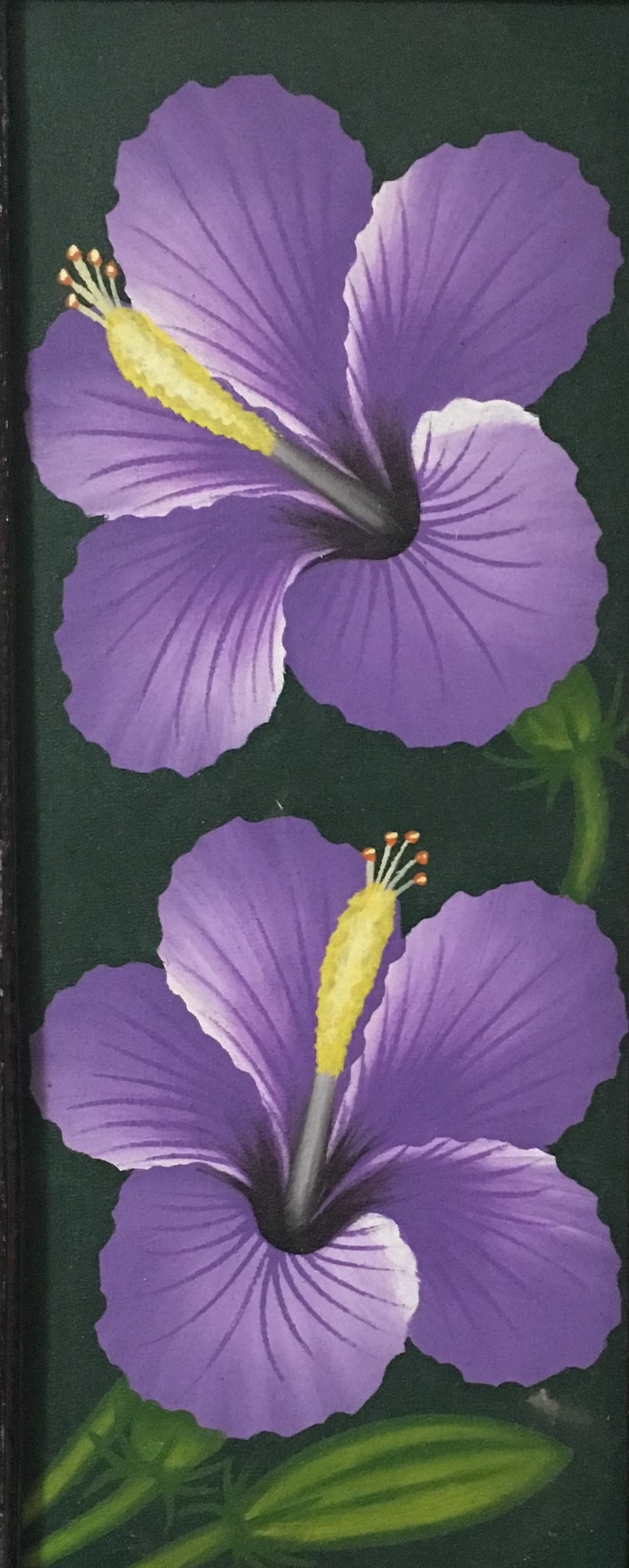 Hibiscus flower goes windy dream wave art studio category resort flower art hibiscus flower izmirmasajfo